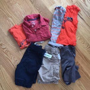 3T boys clothing lot